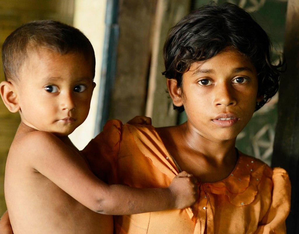 Rohingya IDPs