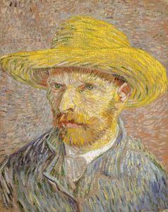 Van Gogh. What a man!
